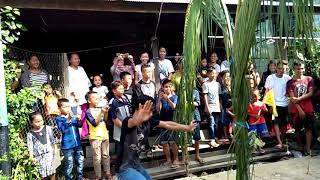 preview picture of video 'Lucu banget pukulan mematikan desa juking sopan'