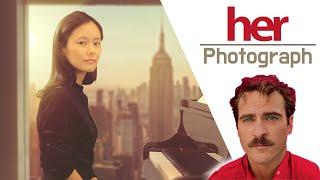 영화 '그녀(Her)' OST - photograph 피아노 커버