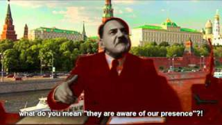 hitler at the kremlin
