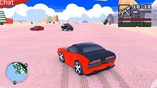 Онлайн GTA на Андроид телефоны 😱 - Freeroam City Online