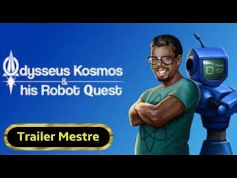 Odysseus Kosmos and his Robot Quest Teaser Steam Trailer thumbnail