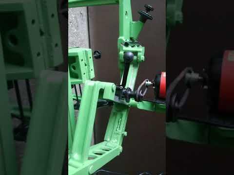 Used Pantograph Engraving Machine floor Model