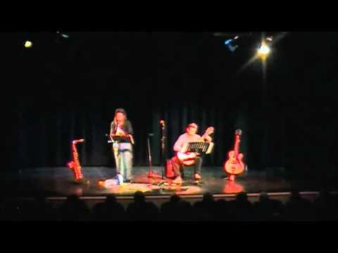Actuación de Intacto Música en el auditorio del Matadero de Madrid