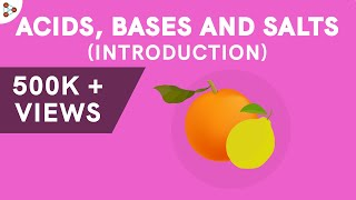 Acids and Bases and Salts - Introduction | Chemistry | Don't Memorise