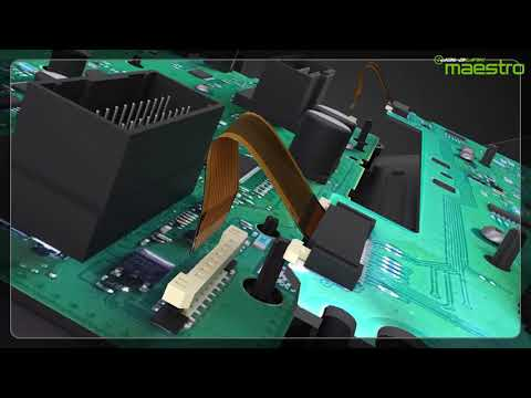 Video tutorial showing how to complete the  installation of the FTR1 and Maestro module.