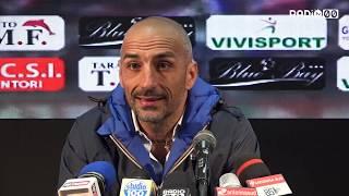 Le dichiarazioni di mister Roberto Taurino nel dopo gara tra Taranrto-Bitonto