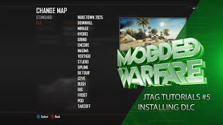 Jtag/RGH Tutorials #5 Installing DLC
