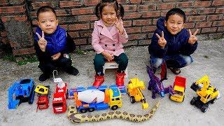Trò Chơi Cửa Hàng Đồ Chơi - Bé Nhím TV - Đồ Chơi Trẻ Em Thiếu Nhi