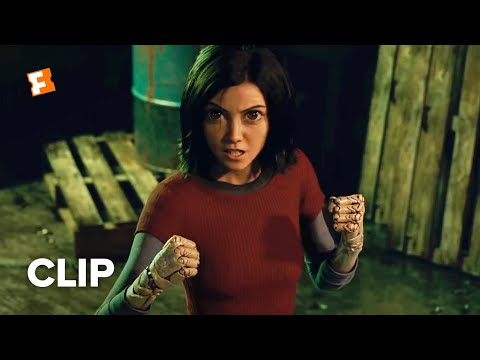 Alita: Battle Angel Movie Clip - Extended Preview (2019) | FandangoNOW Extras