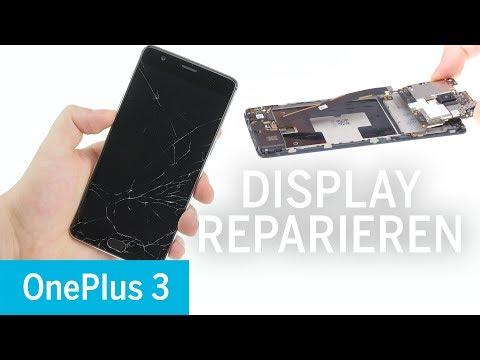 OnePlus 3 / 3T – Display wechseln [Reparaturanleitung]