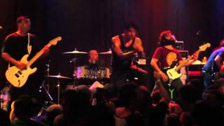 "Strung Out ""Ice Burn"" Live 09/15/12"