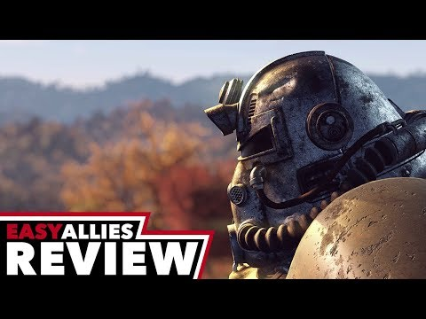 Fallout 76 - Easy Allies Review - YouTube video thumbnail