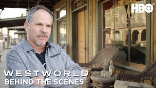 The Making of Westworld w/ director Richard J. Lewis | Saison 2