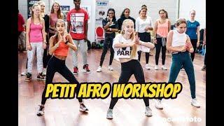 Choreo By Petit Afro     Song   Djsleyabove   Vem Cá    HRNWORKSHOPS AMJ4