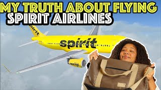 Flying Spirit, Dont be scared ! All you need to know before your flight 2021