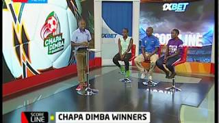 ScoreLine: Plateau Queens who are Chapa Dimba winners