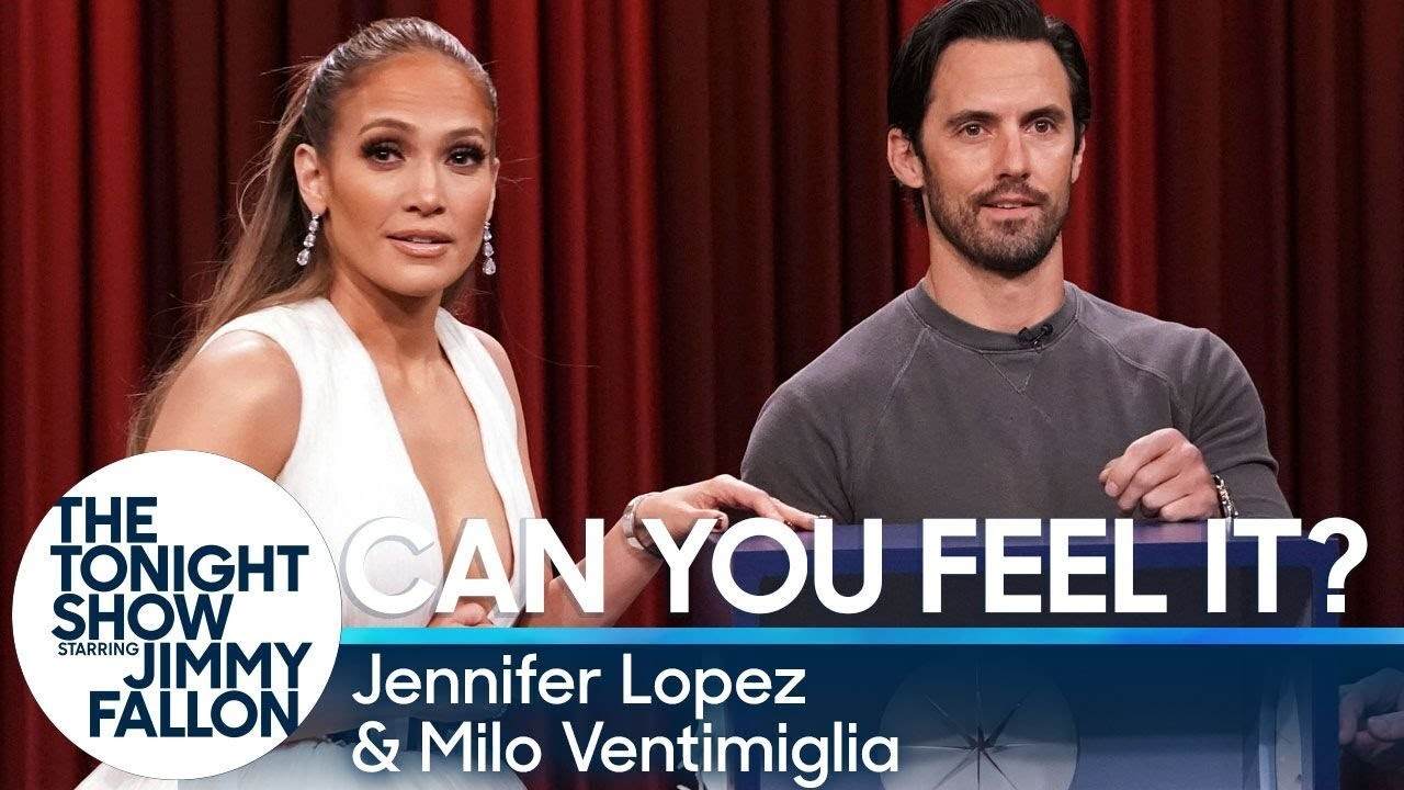 Can You Feel It? with Jennifer Lopez and Milo Ventimiglia thumbnail