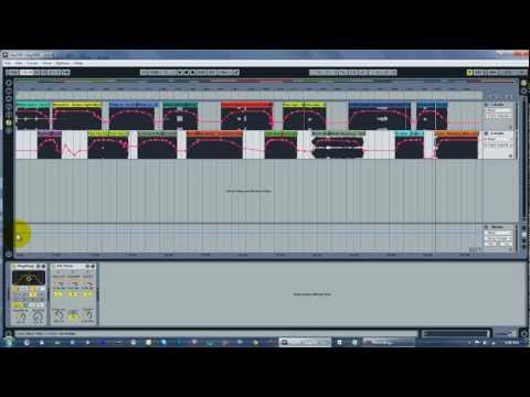 Making A DJ Mix Using Ableton Live Mp3