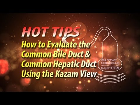 Hot Tip How to Evaluate the CBD and CHD Using The Kazam View