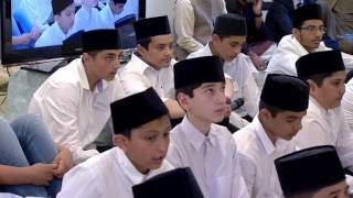 2016- Denemark Waqf-e-Nau Class