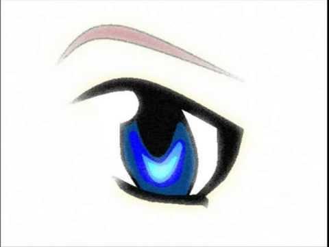 Animation eye