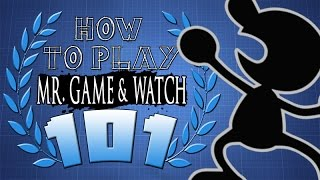 HOW TO PLAY MR. GAME & WATCH 101
