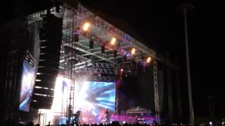 preview picture of video 'Temerarios en Villahermosa 2014'