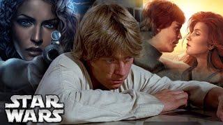 The Cursed Love Life of Luke Skywalker