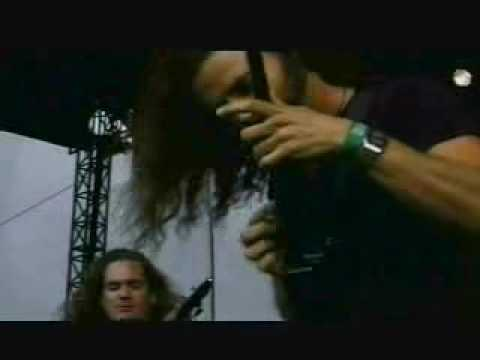 Death - Crystal Mountain (Live) online metal music video by DEATH