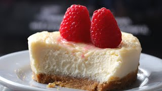 5-Minute Microwave Cheesecake
