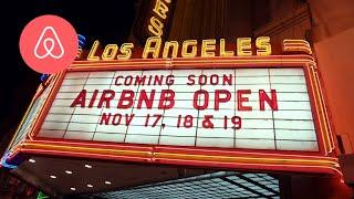 Invite to LA   Airbnb Open 2016   Airbnb