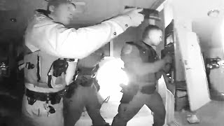 Cops Raid Home to Find Sick 2-Year-Old
