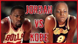 WHO'S BETTER? JORDAN OR KOBE?! - NBA 2K16 Head to Head Blacktop Gameplay