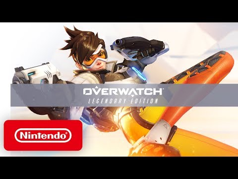 Overwatch Legendary Edition - Announcement Trailer - Nintendo Switch thumbnail