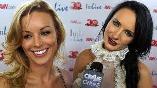 Download Video AVN Awards 2013 - Porn Star Red Carpet Interviews (NSFW) MP3 3GP MP4
