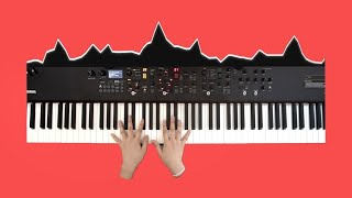 Synthesizers, As Digested by a Classical Musician