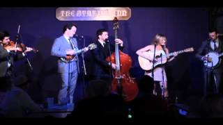 """Rebecca Frazier and Hit & Run """"Lonely Comin' Down"""" at Station Inn, Nashville, TN"""