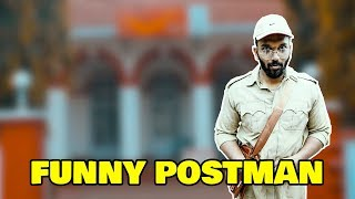 Funny Postman Scenes | Hyderabadi Comedy | Warangal Diaries