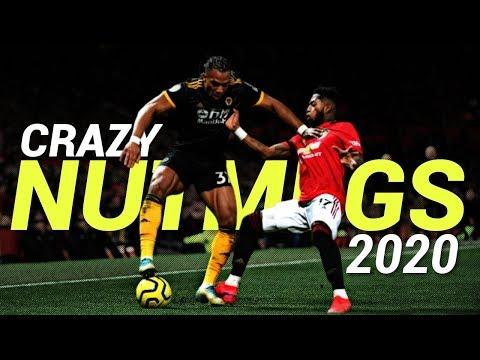 Crazy Nutmeg Skills 2020 ● Best Pannas Show
