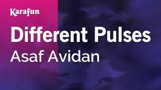 Karaoke Different Pulses - Asaf Avidan *