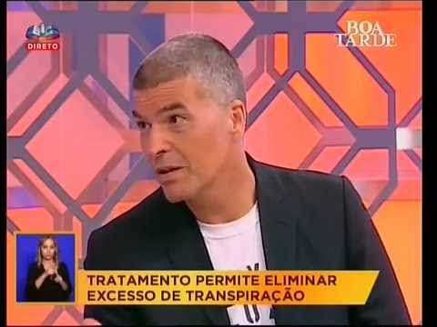 """Humberto Barbosa no programa """"Boa Tarde"""" de Conceição Lino na SIC"""