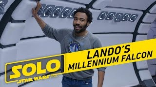 Trailer of Solo: A Star Wars Story (2018)