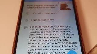 "Quick view on ""How Carousell leverages chat to drive marketplace transactions"" with Sendbi"