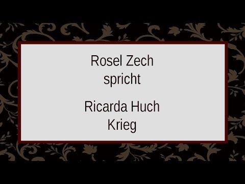 """Ricarda Huch """"Frieden"""" (1912-1914)"""