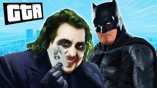 IS THIS THE NEW BATMAN MOVIE? | GTA 5