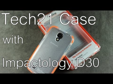 Download Samsung Galaxy S4 Impact Resistant Slim Case by Tech21 HD Mp4 3GP Video and MP3