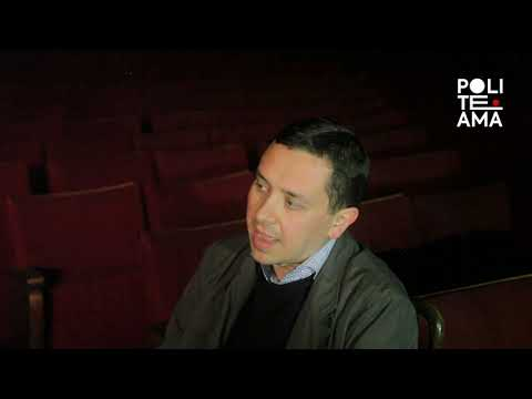 Voci in platea | PoliteAma In/between – Intervista a Nicola Sabatini