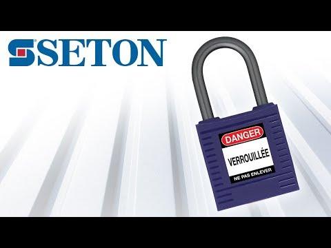 Comment installer un cadenas de sécurité de consignation électrique par Seton