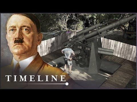 Adolf Hitler's Secret Island Fortress In Jersey | Time Team | Timeline