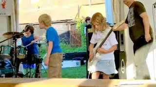 Cover - Sweet Child o' Mine (children)